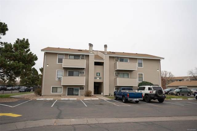 10150 E Virginia Avenue 6-303, Denver, CO 80247 (#3015792) :: The DeGrood Team