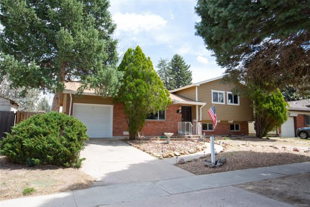 1613 Auburn Drive, Colorado Springs, CO 80909 (#3015927) :: The Pete Cook Home Group