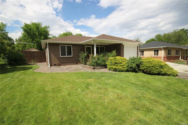 8101 W 17th Avenue, Lakewood, CO 80214 (#3015973) :: The Heyl Group at Keller Williams