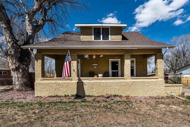 808 W 5th Street, Florence, CO 81226 (#3016059) :: Wisdom Real Estate