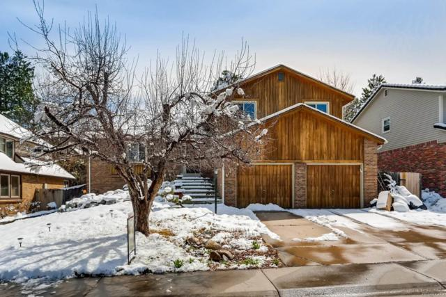 8140 Lodgepole Trail, Lone Tree, CO 80124 (#3016091) :: The Pete Cook Home Group