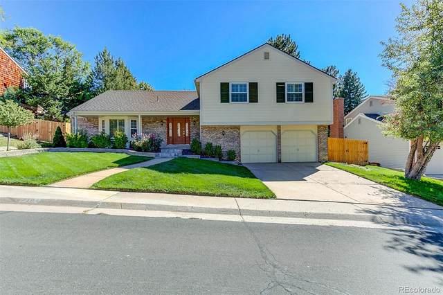 7104 S Newport Way, Centennial, CO 80112 (MLS #3016190) :: Kittle Real Estate