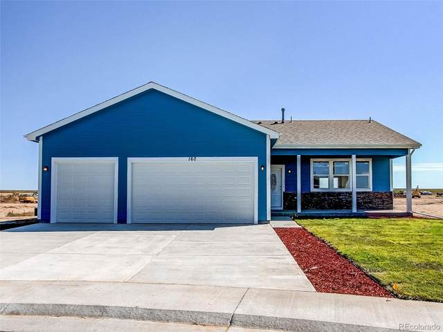484 S 3rd Avenue, Deer Trail, CO 80105 (#3016216) :: The Griffith Home Team