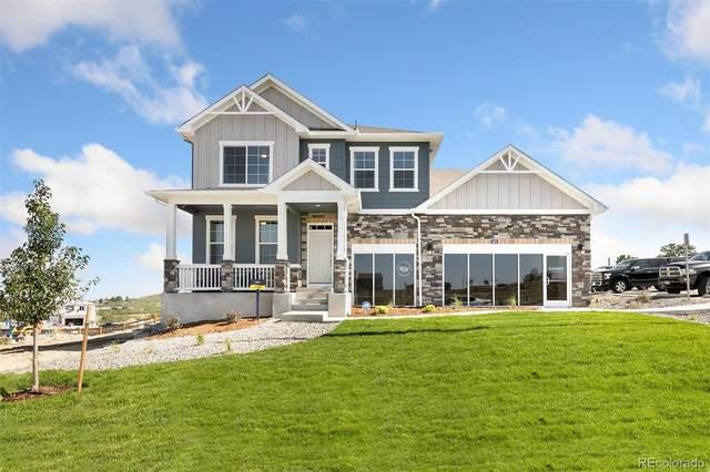 1624 Pinion Wing Circle, Castle Rock, CO 80108 (#3017051) :: Wisdom Real Estate