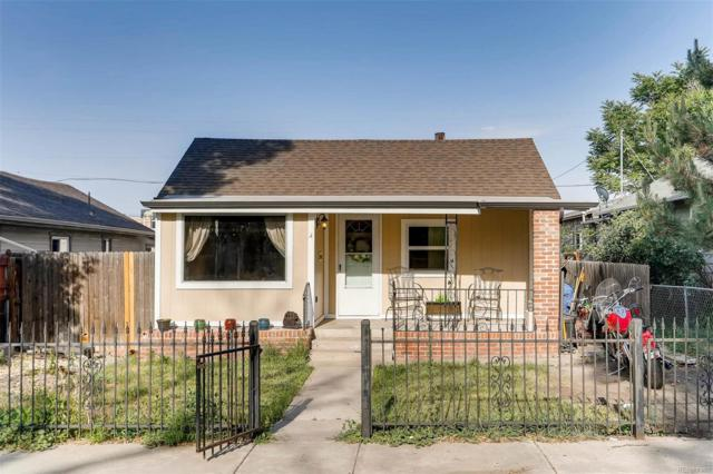 1466 Ames Street, Lakewood, CO 80214 (#3017178) :: The Griffith Home Team
