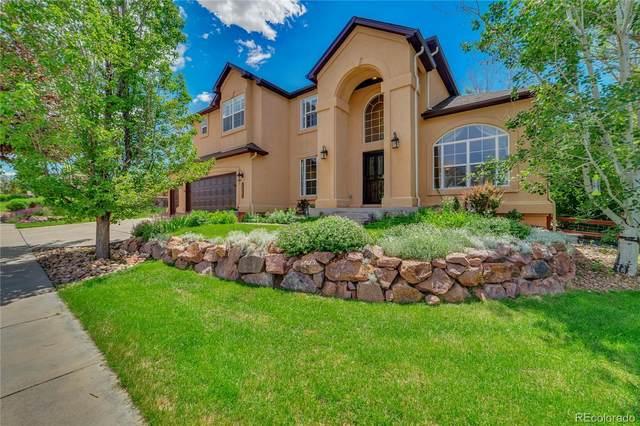 1243 Equinox Drive, Colorado Springs, CO 80921 (MLS #3017190) :: 8z Real Estate