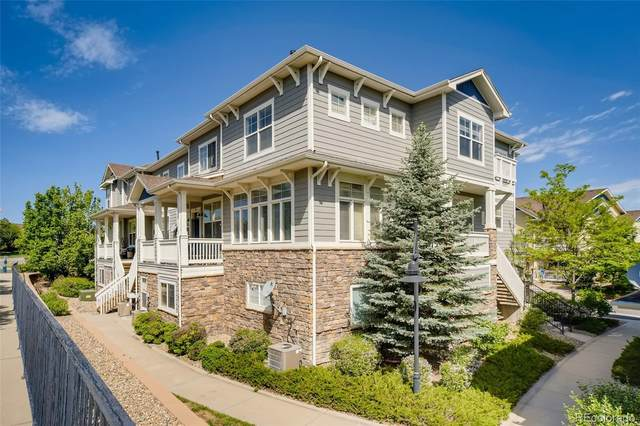 9573 Pearl Circle #101, Parker, CO 80134 (MLS #3017475) :: Bliss Realty Group