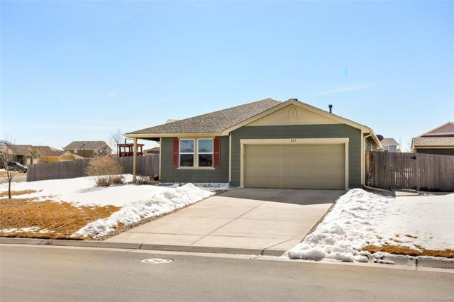 803 Sagebrush Drive, Lochbuie, CO 80603 (#3018049) :: The Heyl Group at Keller Williams