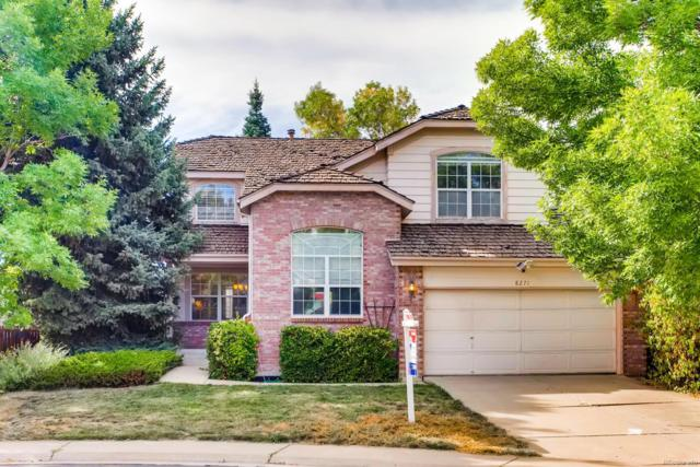 8271 S Teller Way, Littleton, CO 80128 (MLS #3018119) :: 8z Real Estate