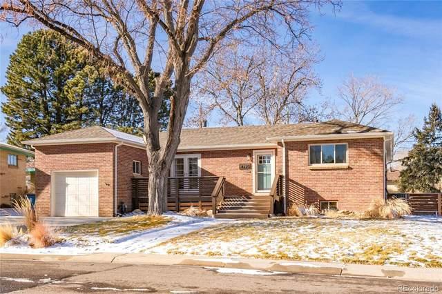 4295 Otis Street, Wheat Ridge, CO 80033 (MLS #3018388) :: 8z Real Estate
