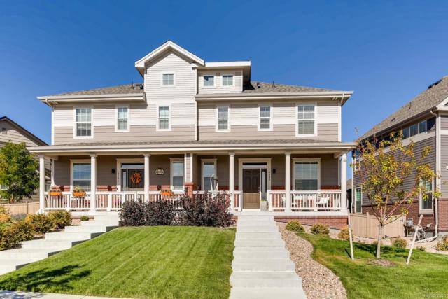 4300 N Meadows Drive, Castle Rock, CO 80109 (#3018602) :: The City and Mountains Group