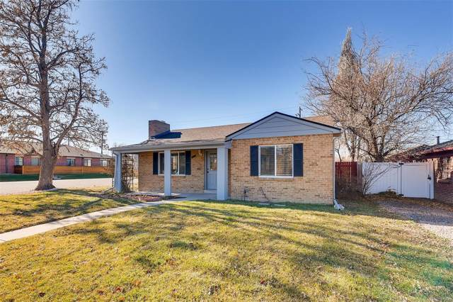 2807 Monroee Street, Denver, CO 80205 (#3019077) :: The Healey Group