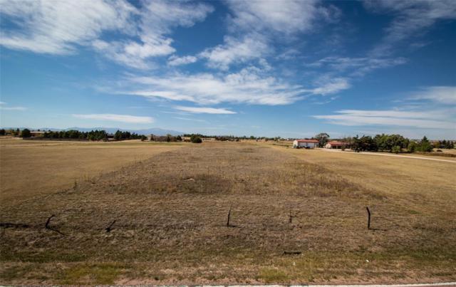 8030 N Curtis Road, Peyton, CO 80831 (#3019210) :: The Peak Properties Group