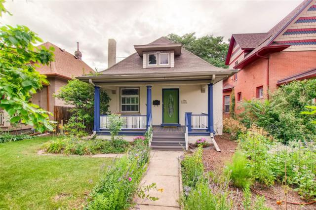 985 S Pennsylvania Street, Denver, CO 80209 (#3019265) :: Bring Home Denver