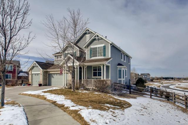 16437 E 117th Court, Commerce City, CO 80022 (#3019508) :: Real Estate Professionals