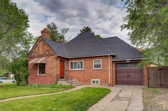 6301 E 8th Avenue, Denver, CO 80220 (#3019729) :: Bring Home Denver with Keller Williams Downtown Realty LLC