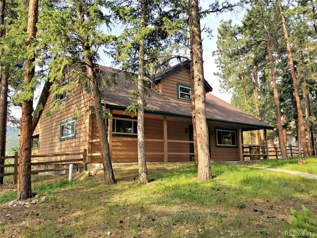 253 Normandy Road, Evergreen, CO 80439 (#3019846) :: The Colorado Foothills Team | Berkshire Hathaway Elevated Living Real Estate