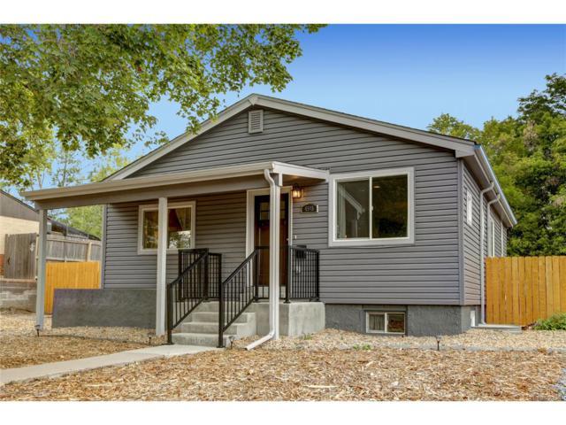 4545 S Delaware Street, Englewood, CO 80110 (#3020199) :: The Peak Properties Group