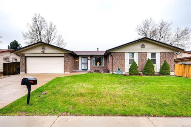 3051 S Fulton Court, Denver, CO 80231 (#3020655) :: The Griffith Home Team