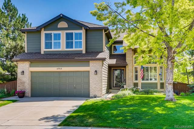 6954 Edgewood Trail, Highlands Ranch, CO 80130 (#3020699) :: West + Main Homes