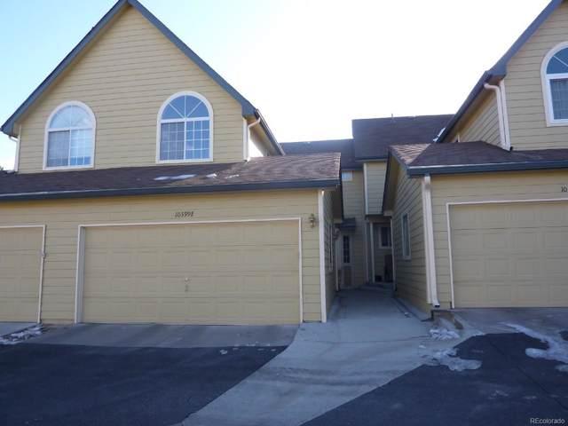 10399 W Fair Avenue E, Littleton, CO 80127 (MLS #3020715) :: Bliss Realty Group