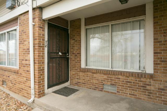 185 S Sable Boulevard T18, Aurora, CO 80012 (MLS #3021058) :: 8z Real Estate