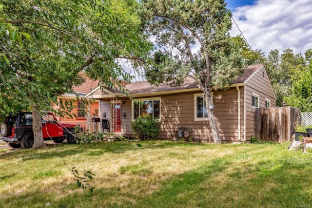 241 S Grove Street, Denver, CO 80219 (MLS #3021388) :: 8z Real Estate
