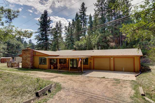 5191 Parmalee Gulch Road, Indian Hills, CO 80454 (MLS #3021741) :: 8z Real Estate