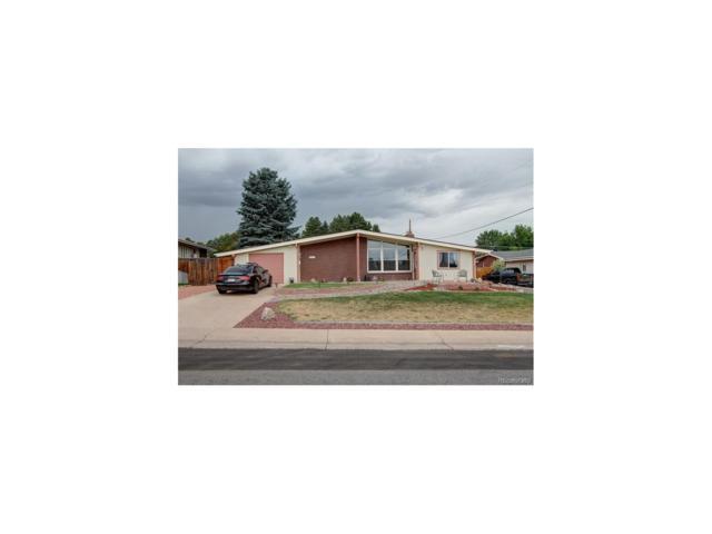 5853 W Alder Avenue, Littleton, CO 80128 (MLS #3022152) :: 8z Real Estate