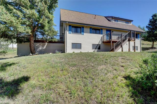3225 Palomino Road, Evergreen, CO 80439 (MLS #3022311) :: 8z Real Estate