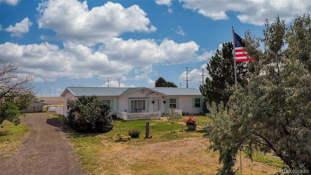 5000 S County Road 137, Bennett, CO 80102 (#3022452) :: The DeGrood Team