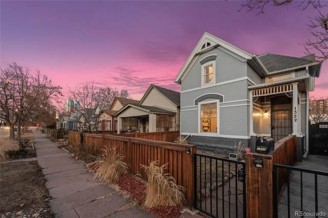 1322 Kalamath Street, Denver, CO 80204 (#3022509) :: Hudson Stonegate Team