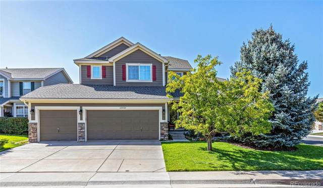12433 S Downy Creek Court, Parker, CO 80134 (#3022607) :: You 1st Realty