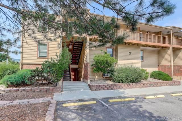 7665 E Eastman Avenue C301, Denver, CO 80231 (MLS #3022674) :: Find Colorado