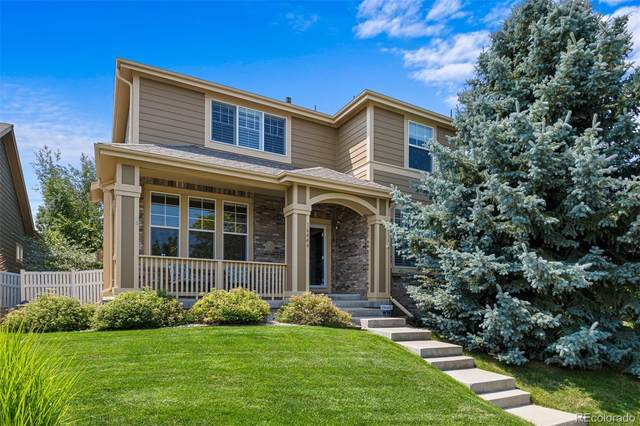 16444 E Blackthorn Way, Parker, CO 80134 (#3022675) :: The Colorado Foothills Team | Berkshire Hathaway Elevated Living Real Estate