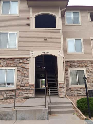 8520 S Holland Lane #204, Littleton, CO 80128 (#3022802) :: The Dixon Group