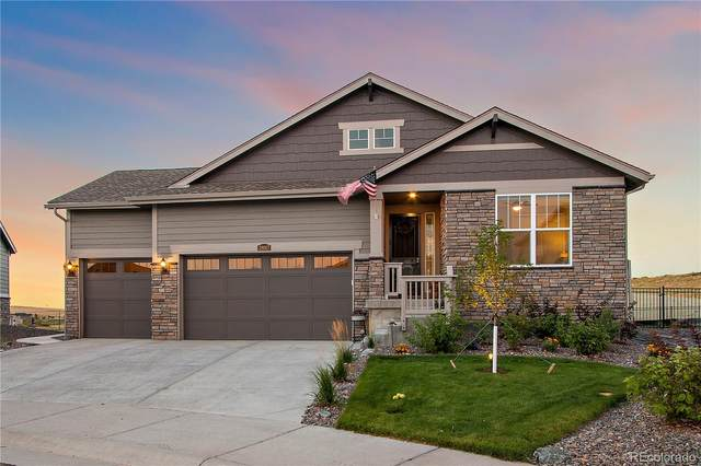 28017 E Nichols Place, Aurora, CO 80016 (#3023085) :: The DeGrood Team