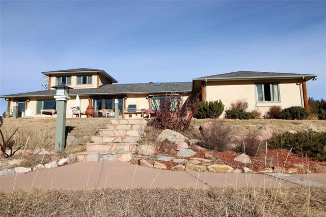 5105 County Road 25, Woodland Park, CO 80863 (#3023556) :: 5281 Exclusive Homes Realty