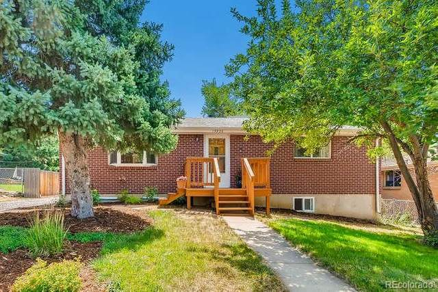 15920 W 3rd Place, Golden, CO 80401 (MLS #3023756) :: 8z Real Estate