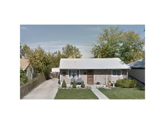 5401 E 65th Avenue, Commerce City, CO 80022 (MLS #3023762) :: 8z Real Estate