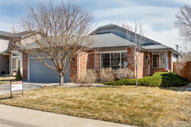 4175 S Granby Circle, Aurora, CO 80014 (#3023767) :: Bring Home Denver
