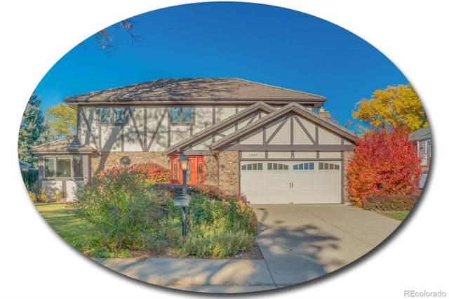 11357 W 74th Avenue, Arvada, CO 80005 (MLS #3024200) :: The Sam Biller Home Team