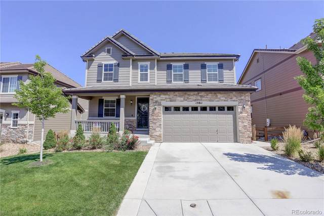 13811 Wickfield Place, Parker, CO 80134 (#3024291) :: Keller Williams Action Realty LLC