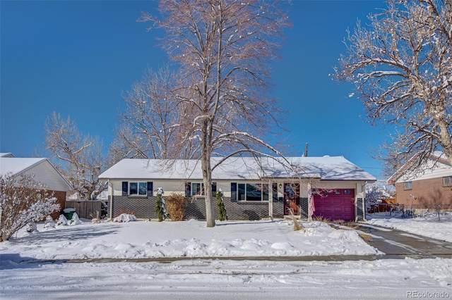 6417 Otis Street, Arvada, CO 80003 (MLS #3024513) :: 8z Real Estate