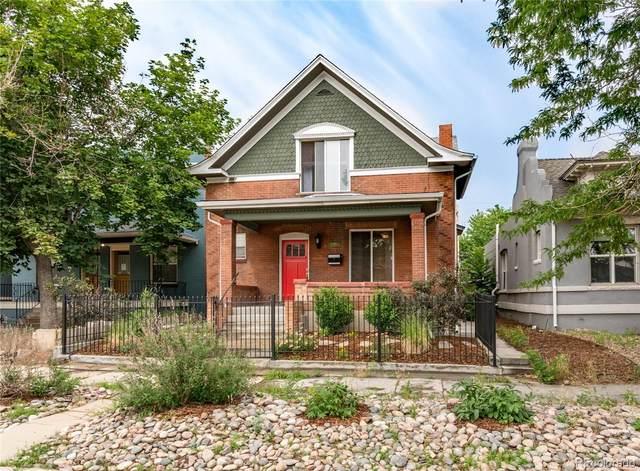 476 S Lincoln Street, Denver, CO 80209 (MLS #3024574) :: Find Colorado