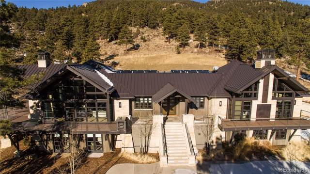 561 Crystal Ridge Road, Evergreen, CO 80439 (#3025344) :: The DeGrood Team
