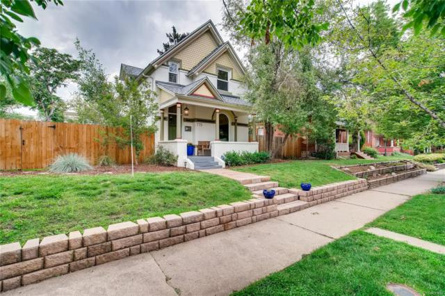 775 S Grant Street, Denver, CO 80209 (#3025462) :: HomeSmart Realty Group