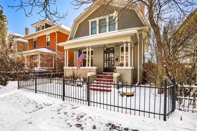 124 W 3rd Avenue, Denver, CO 80223 (#3025562) :: Bring Home Denver