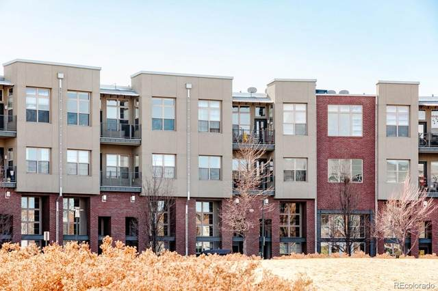7700 E 29th Avenue #403, Denver, CO 80238 (#3026274) :: The Gilbert Group