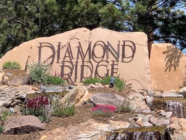 835 Diamond Ridge Circle, Castle Rock, CO 80108 (MLS #3026298) :: 8z Real Estate
